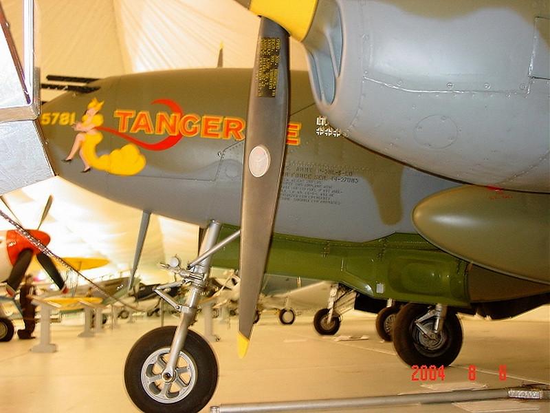 P-38L Tangerine (6)
