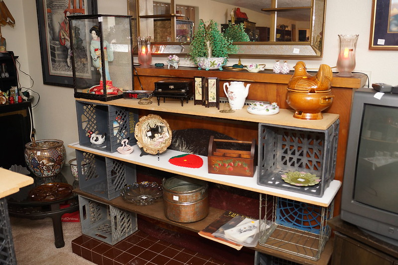 Huge Estate Sale! Castle Rock, WA August 23, 24 & 25 - 2013! Photo #DSC04723