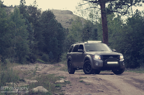 2008 Ford Escape Limited | by Brett Levin Photography