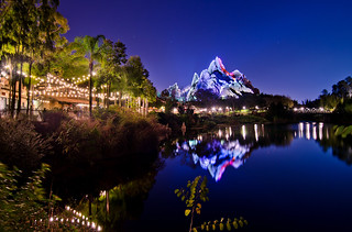 Disney's Animal Kingdom - Asia at Night | by Tom.Bricker