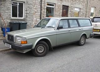 1983 Volvo 245GLE | by Spottedlaurel