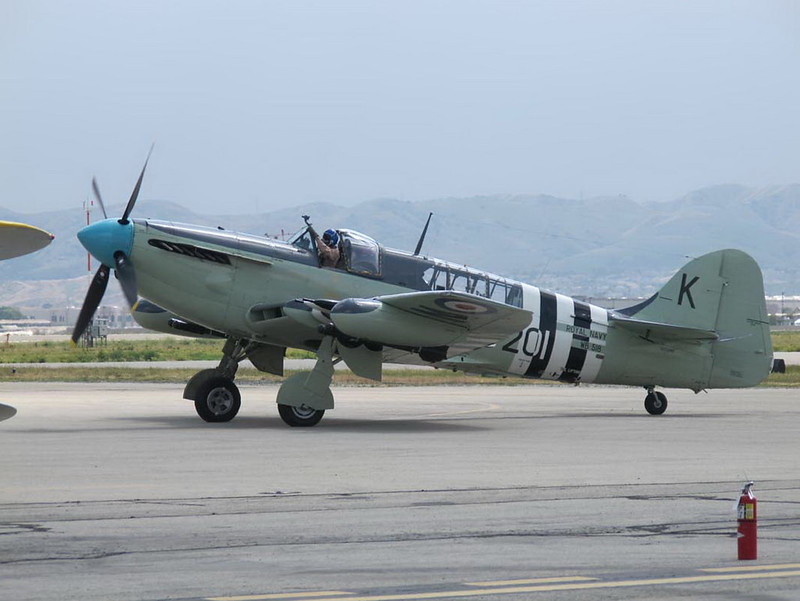 Fairey Firefly AS Mk 6 (1)