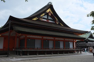 Yasaka Shrine | by MatthewW
