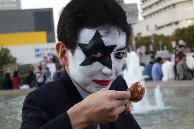 The Hottest Takoyaki in the World