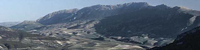 Sierra sur jienense
