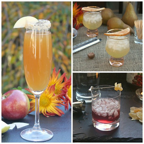 3 fall cocktail recipes | by Carolyn McCaffrey Stalnaker