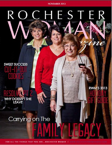Rochester Woman Magazine | Cover | by Rome Celli