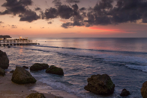 Sunset from the Rock Bar, Ayana Resort, Bali | by Luke Robinson