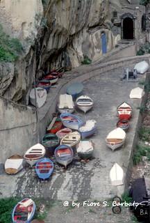 Furore (SA), 1991, il fiordo.