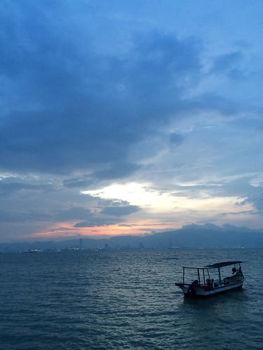 Pantai Bersih at Sunset | by Kenny Song