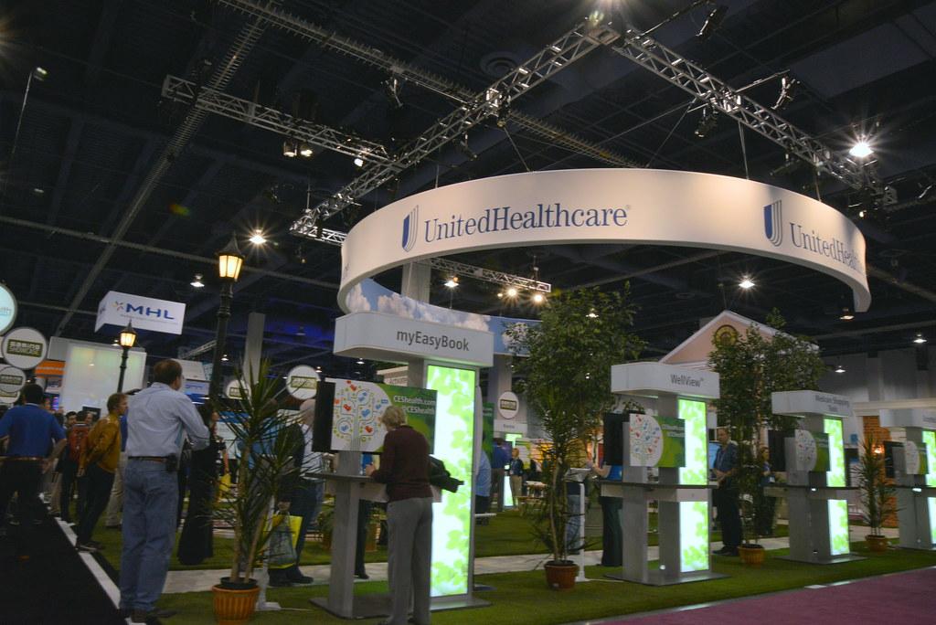 Living in Digital Times 2014 Digital Health Showfloor 7