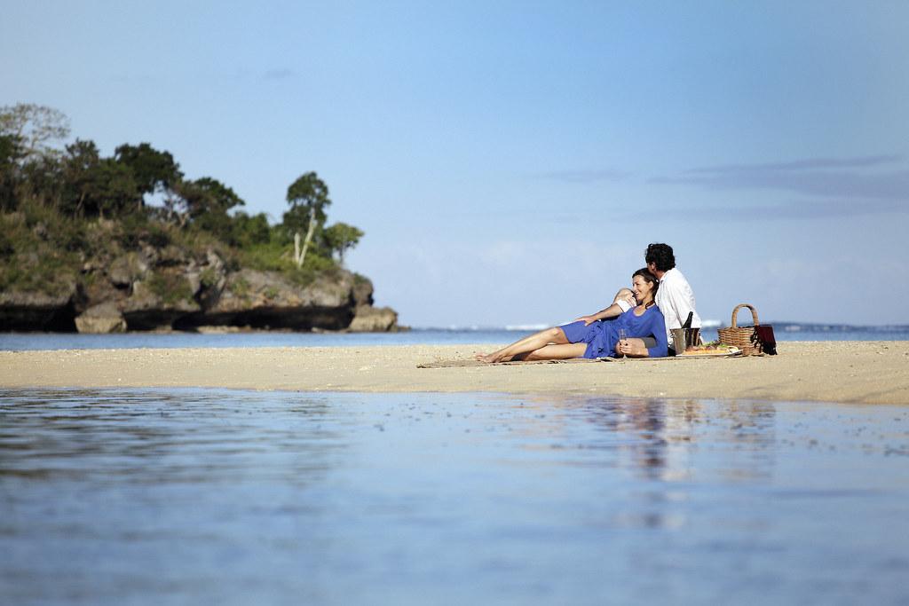 Romantic couples Fiji