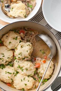 Classic Chicken and Dumplings | by Smells Like Home