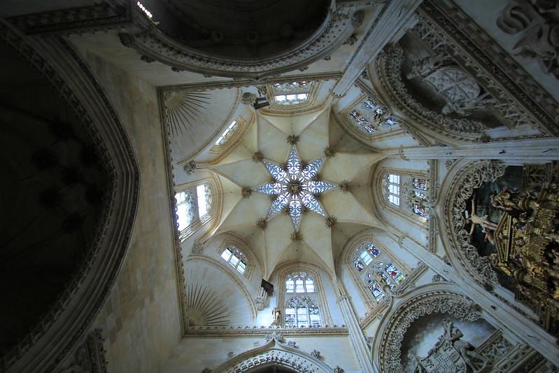 Bóveda Capilla de los Condestables