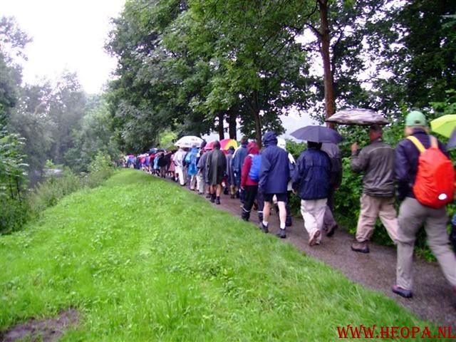 2e dag  Amersfoort 42 km 23-06-2007 (1)