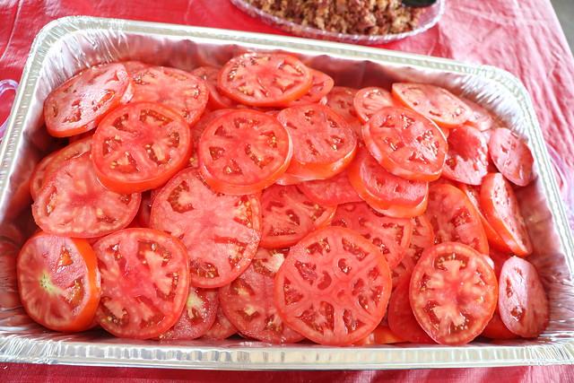 2016 Tomato Sandwich Lunch