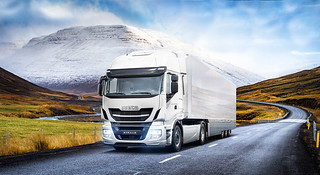 IVECO New Stralis XP white | by IVECO