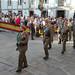 Homenaje a la Bandera en La Coruña