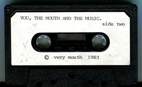 You, the mouth and the music (1983)