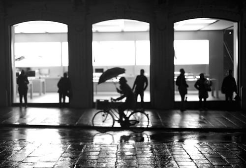 Bologning in the rain | by ninni garnett