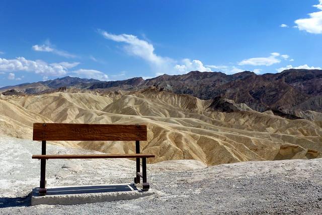 Zabriskie Point - Death Valley National Park, California