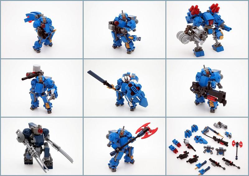 Cobalt Legion - Details