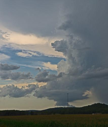 oklahoma clouds landscape nikon storms muskogee mothership highquality