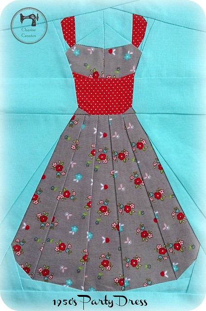 1950's Party Dress for Penny
