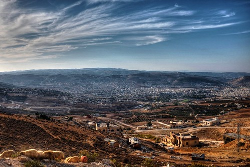 Al-Baqa'a beautiful Landscape | by Mahmood Salam