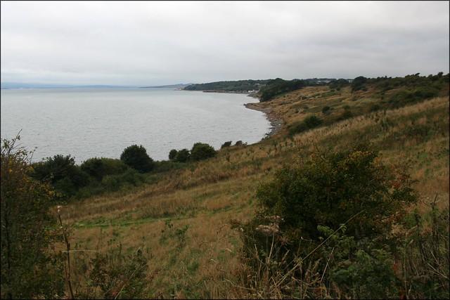 The coast near Buckhaven