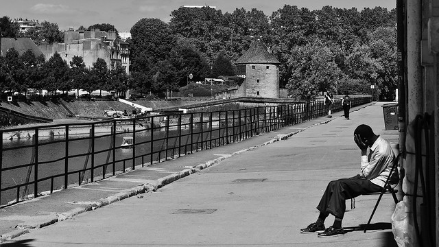 Riposo - Besancon, Francia.