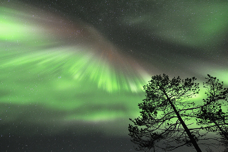 Aurora Borealis by Antti Vierimaa