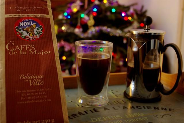 café de Noël takumar