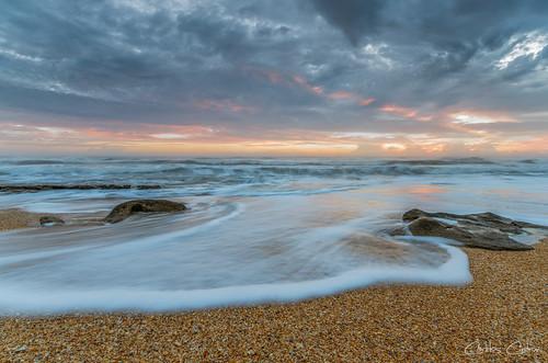 seascape sunrise florida marineland eastcoast palmcoast