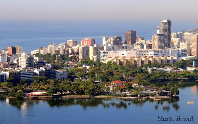 Cityscape  -  Rio de Janeiro