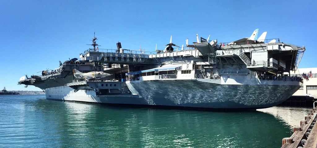 USS Midway / San Diego