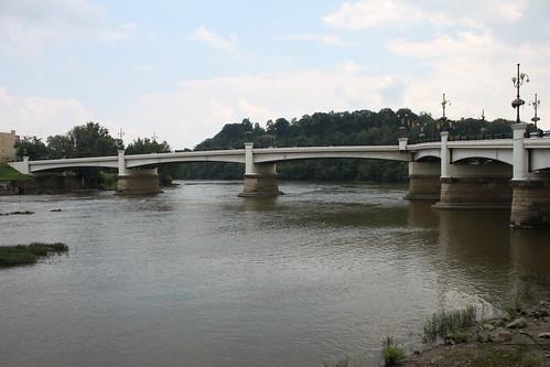 bridge ohio zanesville nationalroad ybridge muskingumriver