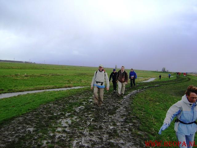 Baarn 40 Km    22-11-2008 (39)