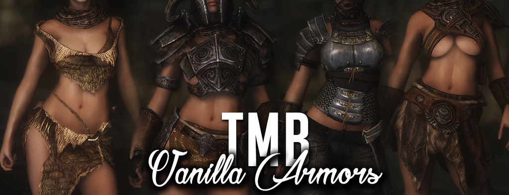 Vanilla Armors and Clothes for TMB - DL in Desc | Skyrim • D… | Flickr