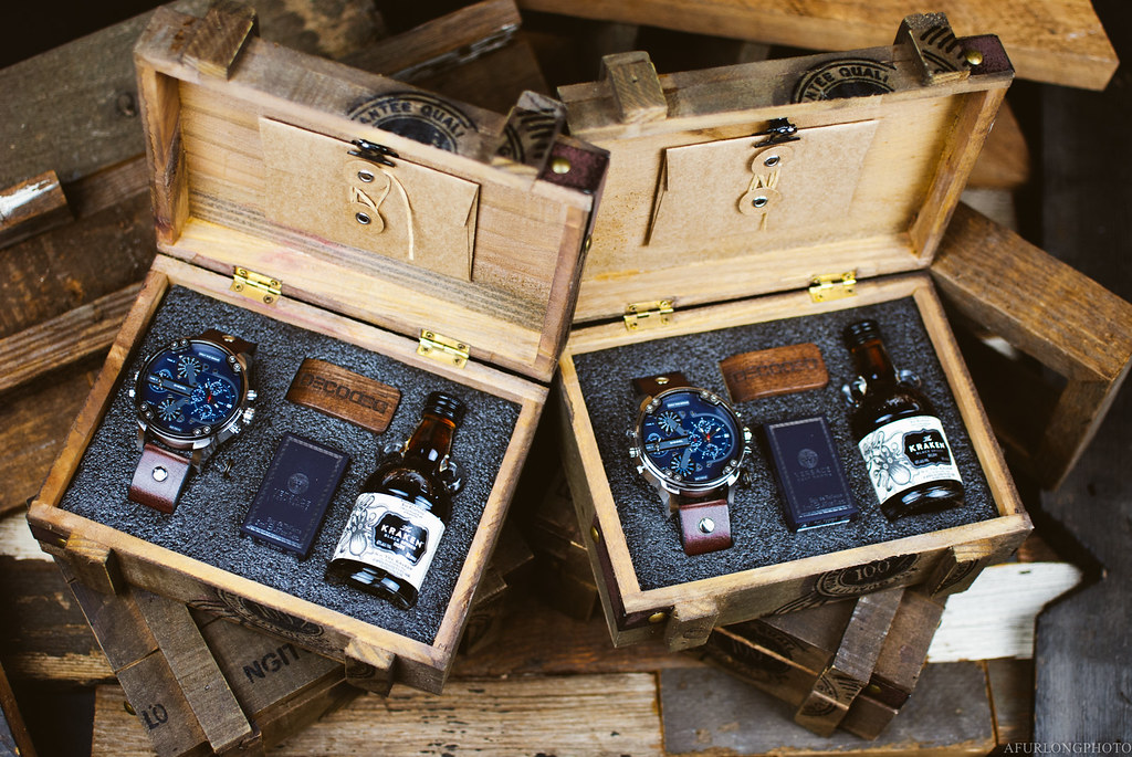 Decoded Artisans Groomsmen Gift Boxes This Was Definitely Flickr