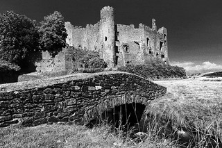 Laugharne Castle | by Shot Yield Photography