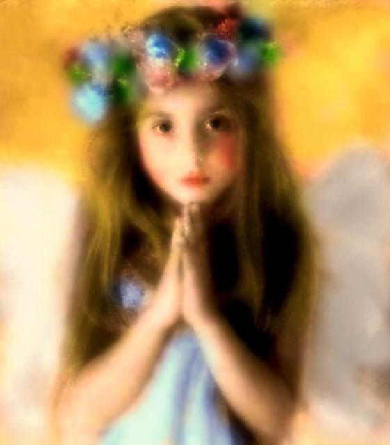 MIRADA ANGELICAL A PILI