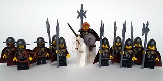 United Army of Garheim - Factions | by AK_Brickster