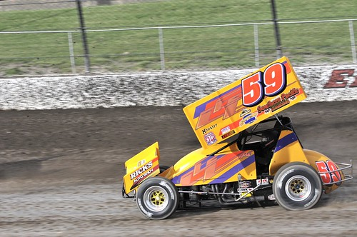 Randy Crist photo - May 4 Eldora | by Haudenschild Racing