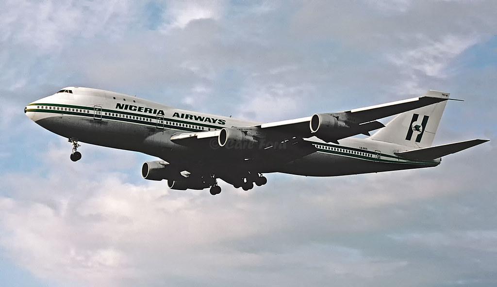 Boeing 747-283B LN-AEO