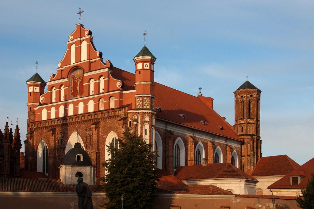 Vilnius_Churches 1.2, Lithuania
