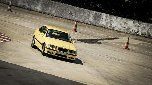 Montlhéry Trackday - 14 Juillet 2013 - BMW M3 E36 Photo