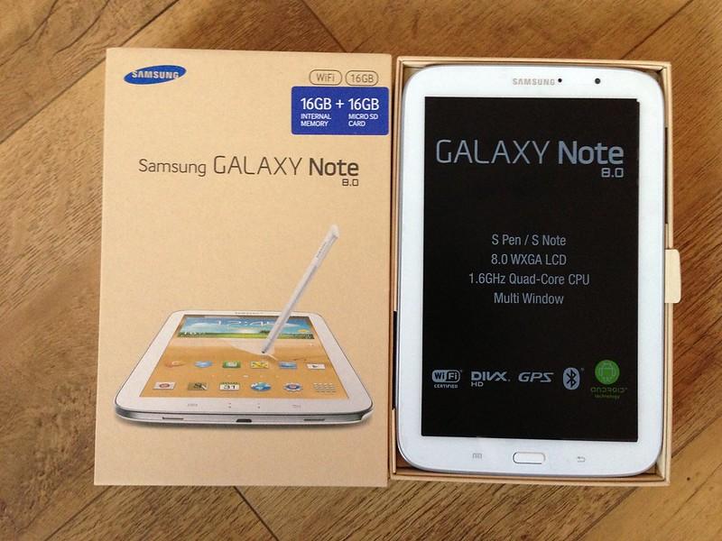 Samsung Galaxy Note® 8.0 GT-N5110