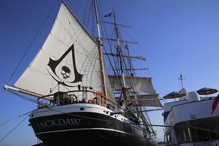 Assassin S Creed 4 Black Flag The Jackdaw A Boat Docked Flickr