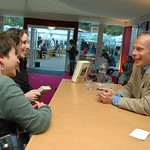 Andrew Marr chats with readers |